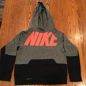 Nike Boys Size S (6-8) Hoodie